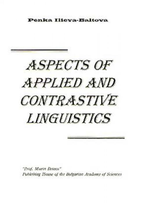 ASPECTS OF APPLIED AND CONTRASTIVE LINGUISTICS